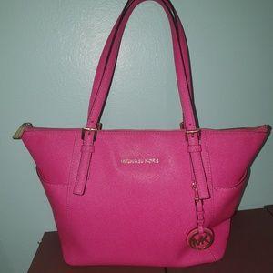 Pink. Michael Kors Handbag